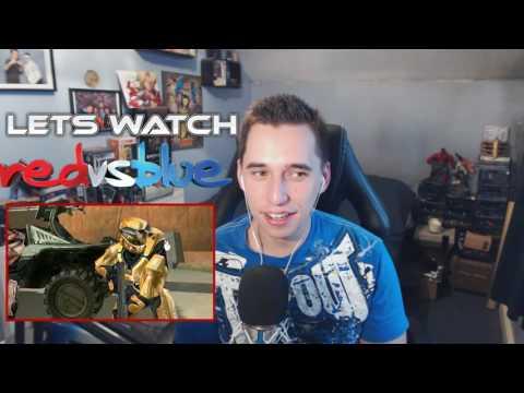 NO SHEILLLLLAAAAA!!! | LETS WATCH RED VS BLUE Episodes 6-10
