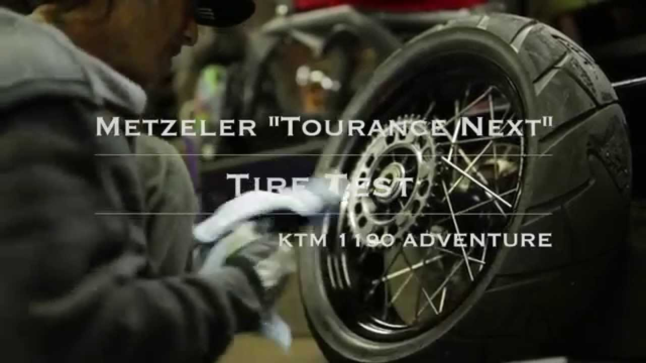 tire test metzeler tourance next ktm 1190 adventure. Black Bedroom Furniture Sets. Home Design Ideas