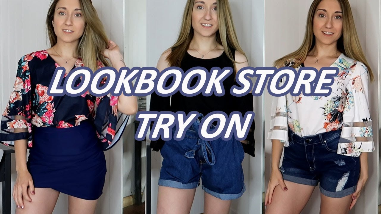 [VIDEO] - AFFORDABLE AMAZON SUMMER CLOTHING TRY ON HAUL/ LOOKBOOK STORE TRY ON + REVIEW 6