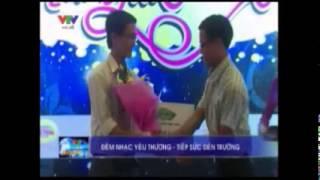 Mùa yêu thương 2014 Búp Sen Hồng trên VTV Huế