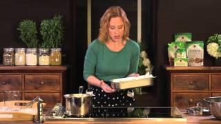 Truvia® Baking Star Winner Kristi Webb's Crème Brulee