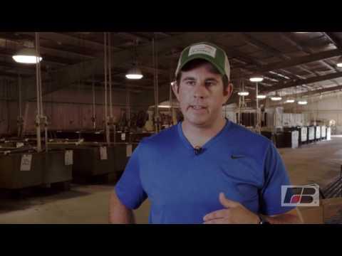 Indiana Fish Farmer - Joseph Cleveland, Ozark Fisheries