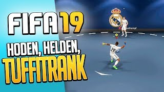 FIFA 19: THE JOURNEY ⚽ 016: Der große HODINI (feat. TUFFI)