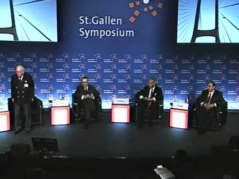 Panel on the global economic power shift