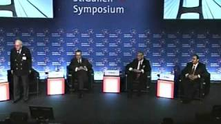 Panel on the global economic power shift