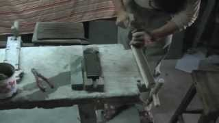 Chinese Furniture: Mother Of Pearl Inlay Process