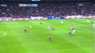 Real Madryt - Athletic Bilbao 5-1 (4-1 Ozil)