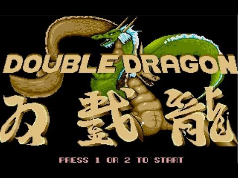 Double Dragon - Atari ST