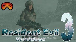 Resident Evil Revelations #003 Chris & Jessica?! - Revelations - Gameplay - German