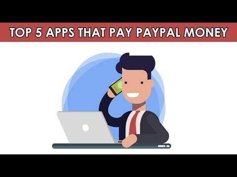 Repeat Top 6 PayPal Earning Apps || Live proof || Explain In
