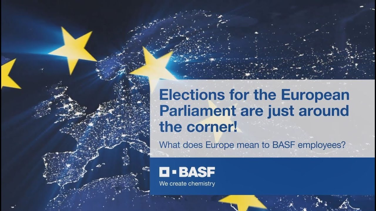EU Elections: What Europe means to BASF employees