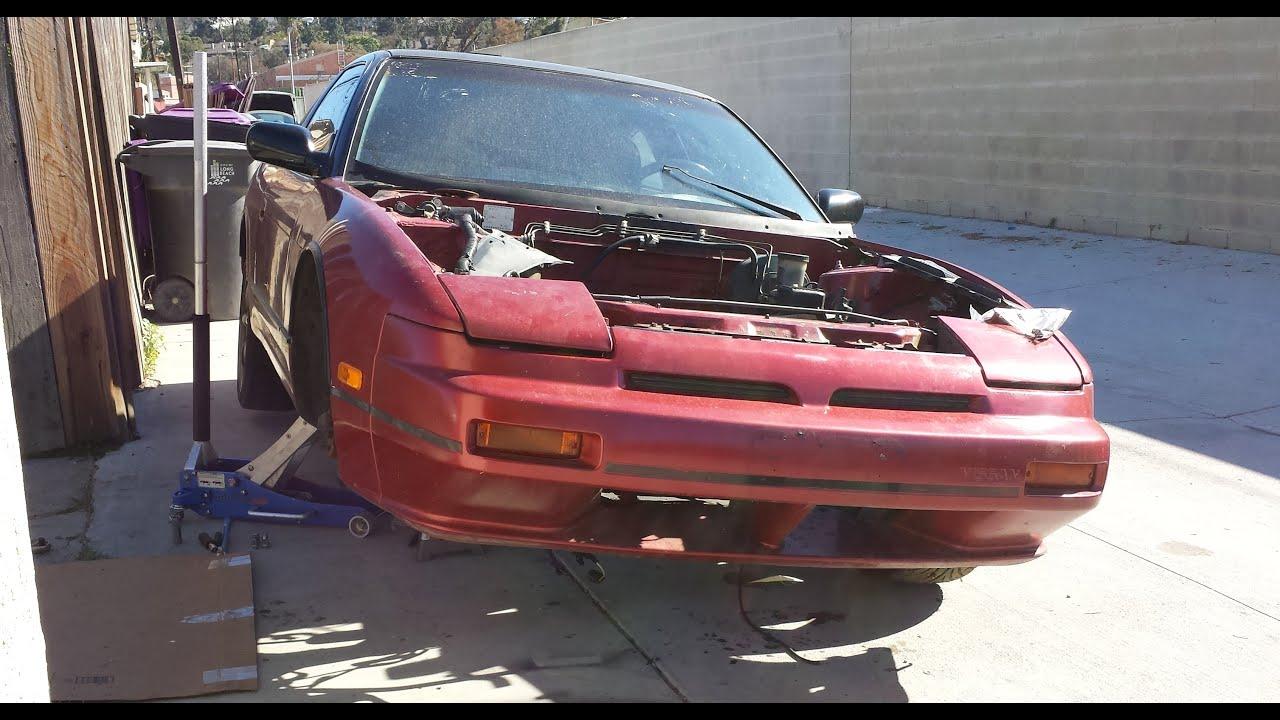 Cheap Craigslist Nissan 240sx Part 4: We're Saying Goodbye ...