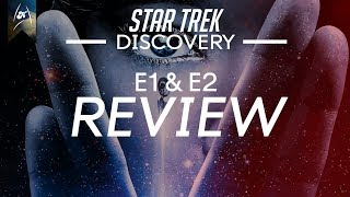 Star Trek - Discovery - Review Season 1 - Episode 1 & 2