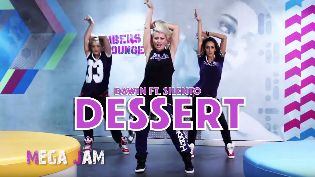 Dawin - Dessert ft. Silento #DessertDance by Jasmine Meakin | MegaJam
