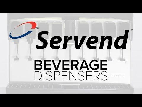 Servend Beverage Dispensers
