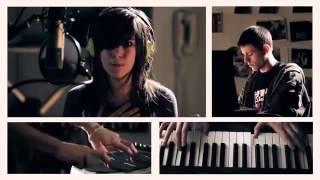 اجمل اغنية اجنبية هادئة روعة  Just a dream nelly - Sam Tsui & Christina Grimmie