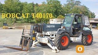 видео Погрузчик Bobcat T40170