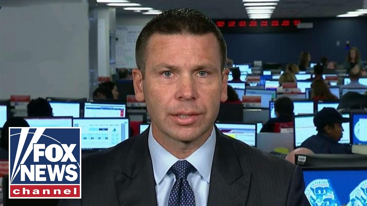 FOX News Secretary Kevin McAleenan on federal response to Hurricane Dorian, changes to immigration p