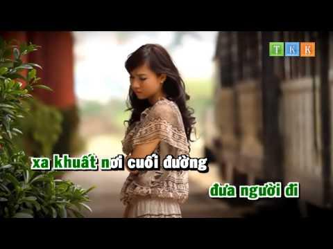 Giọt Nước Mắt Chia Đôi - Lâm Chấn Huy Karaoke Beat