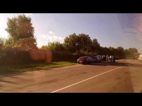 Авария на трассе Нововоронежская АЭС с летальным исходом