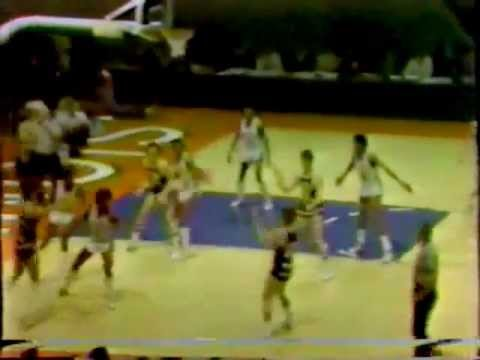Putnam County HS vs Cairo   1981  State BB Tournament   Illinois