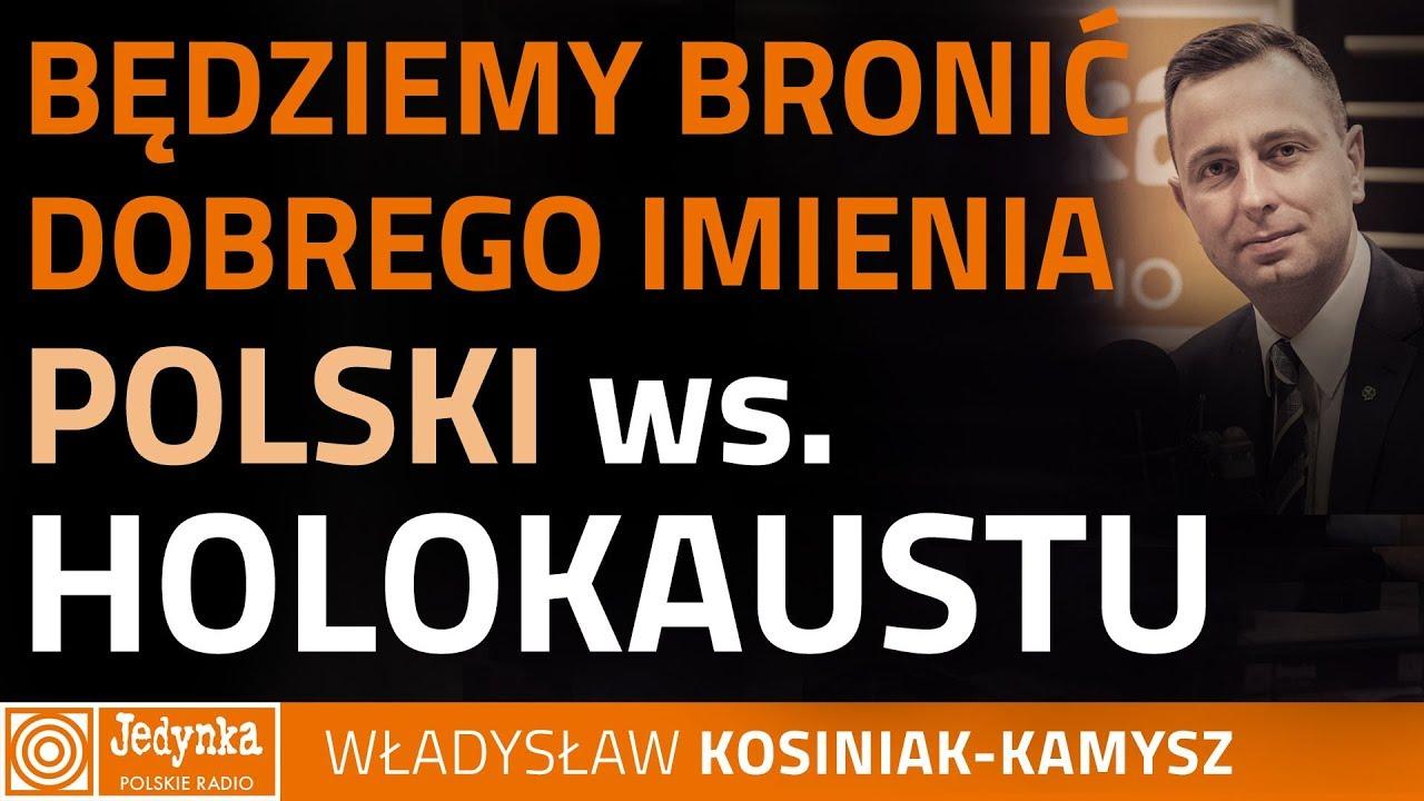Władysław Kosiniak-Kamysz: ustawa, która broni dobre imię Polski jest potrzebna