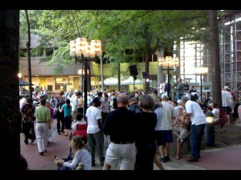 Main Street Fridays in Greenville, SC