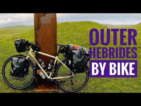 Outer Hebrides by bike