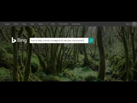 BING SEARCH STORY - The heart is a lonely hunter