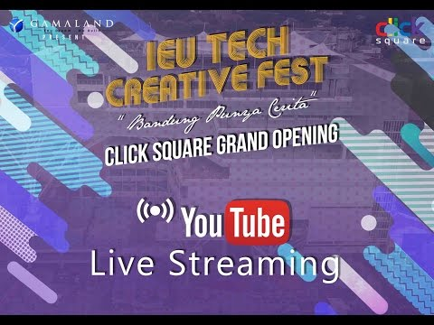 Grand Opening Click Square | Day 1 Part 1 [LIVE]