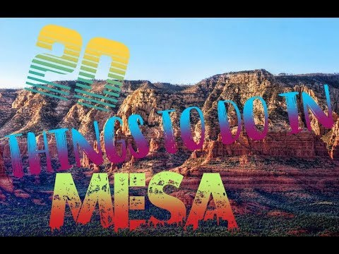 Top 20 Things To Do In Mesa, Arizona