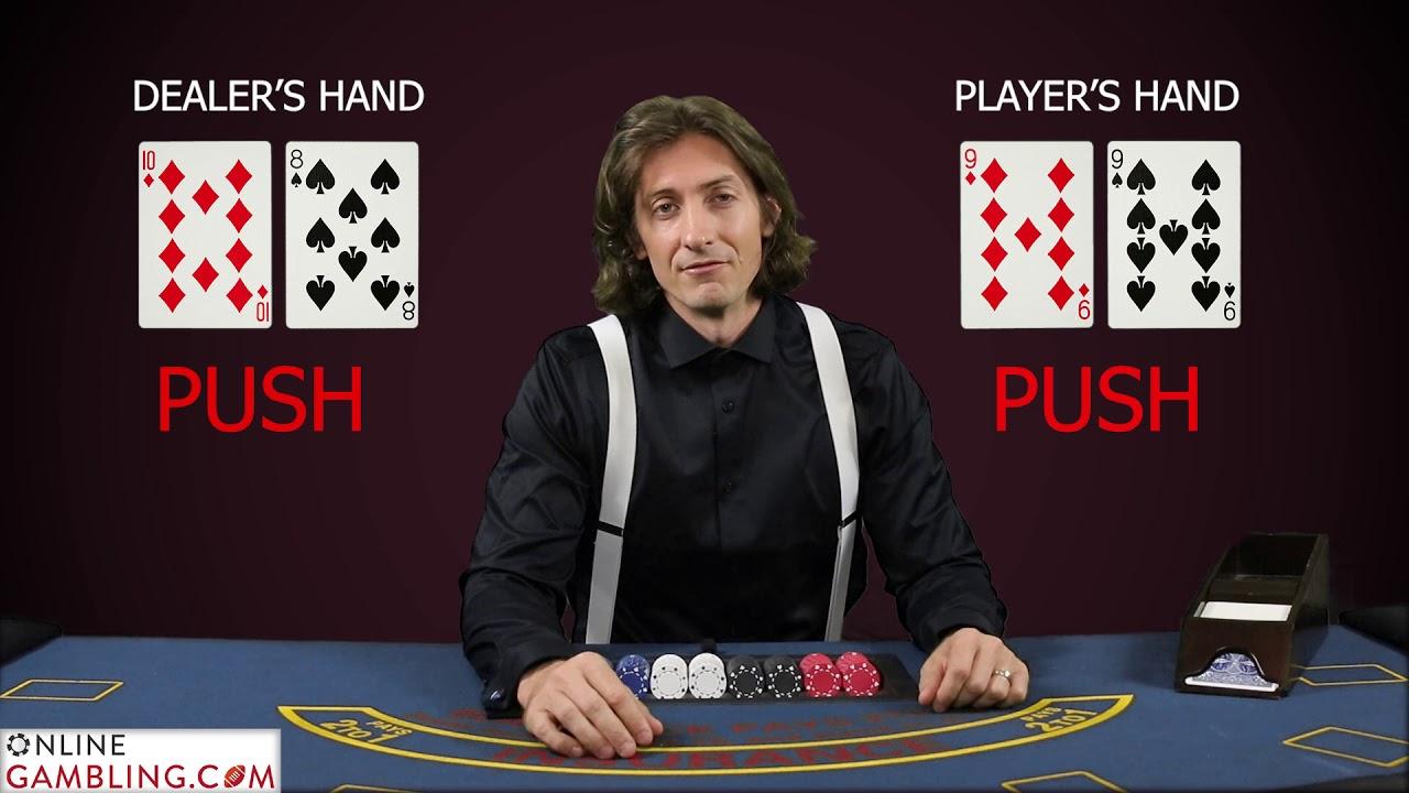 Blackjack Rules How To Play Blackjack Tutorial Video