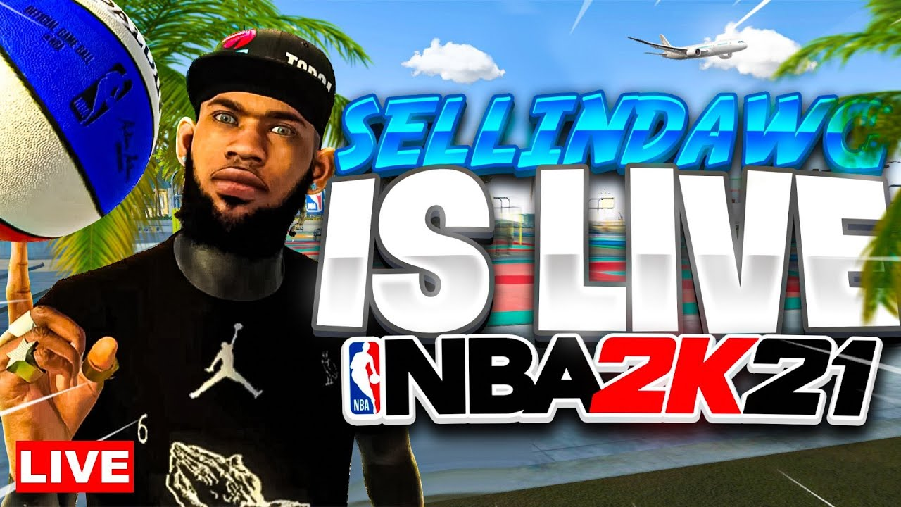 NBA 2K21 LIVE LEGEND DAWG STREAKING BEST JUMPSHOT + DRIBBLE MOVES {CHILL VIBES}