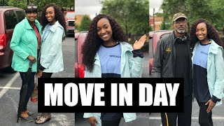SPELMAN COLLEGE VLOG #1 | FRESHMAN MOVE IN DAY / NSO WEEK 2017 | KENNEDY SIMONE