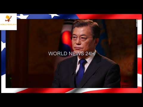 No nuclear weapons in South Korea, says President Moon
