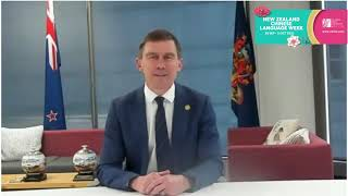 Mayor of Wellington Andy Foster | NZCLW 2021 Videos of Support