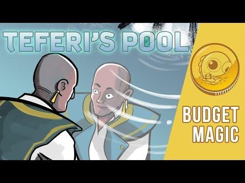 Budget Magic: $99 (26 tix) Teferi's Pool (Modern)