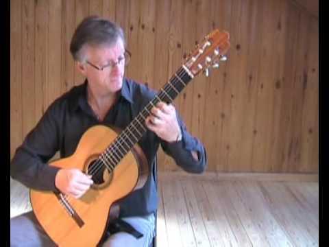 """Stanley Myers """"Cavatina"""" performed by Per-Olov Kindgren"""