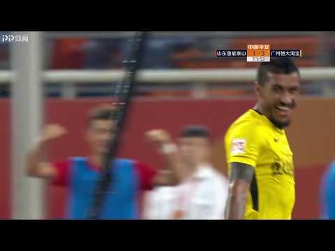 Shandong Luneng VS Guangzhou Evergrande 25/08/2018