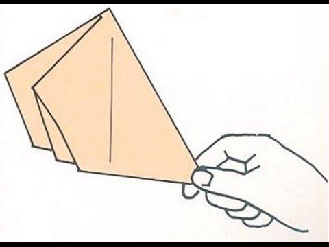 Оригами сделать хлопушку