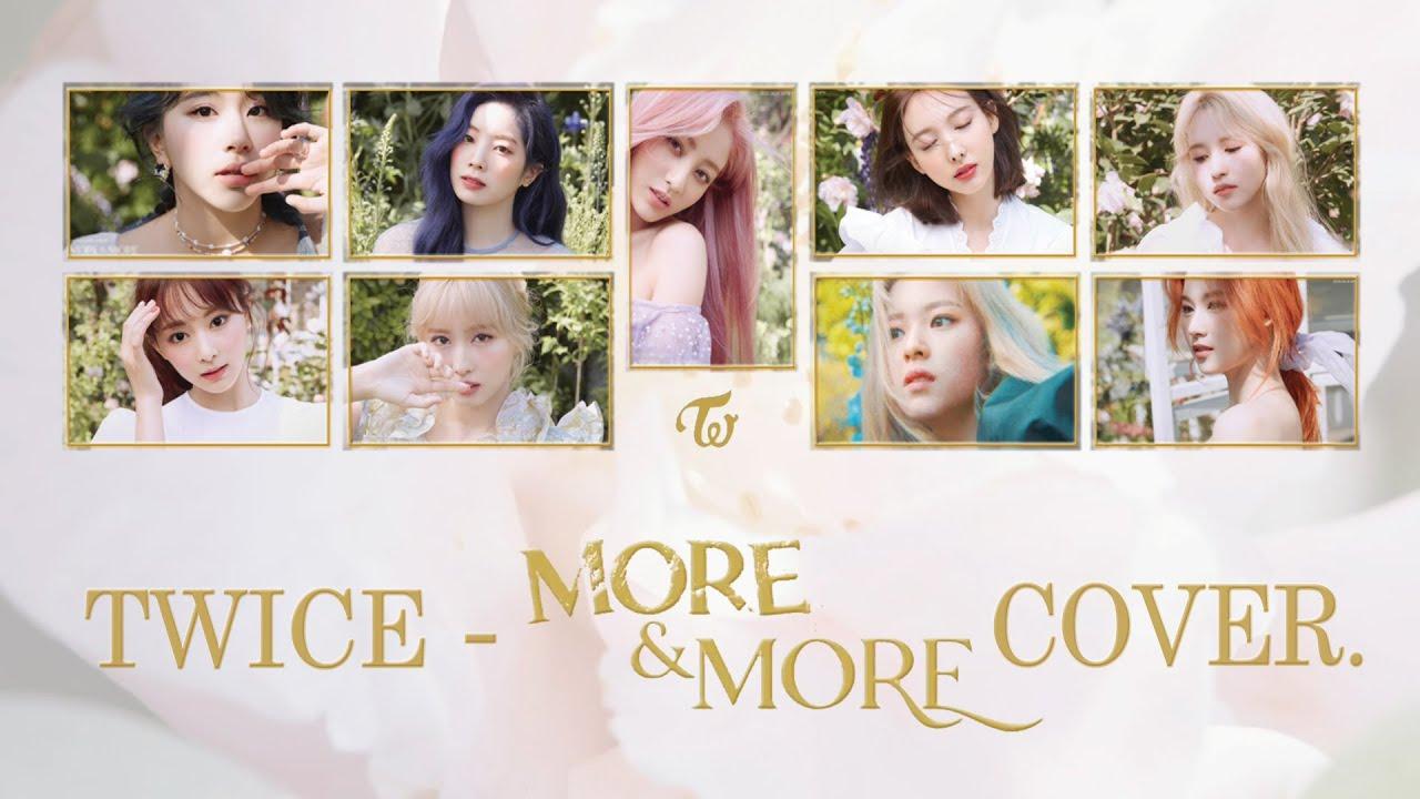 [커버보컬팀 팔레트] TWICE(트와이스) - MORE & MORE Cover.