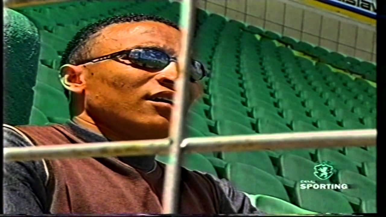Entrevista a Luis Vidigal (Sporting) a 29/04/1999