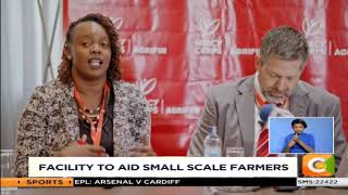 Mercy Corps in a Ksh. 500 million grants to farmers