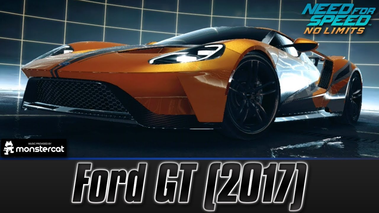 Need For Speed No Limits Ford Gt  Maxxed Out Tuning All Black Edition Parts