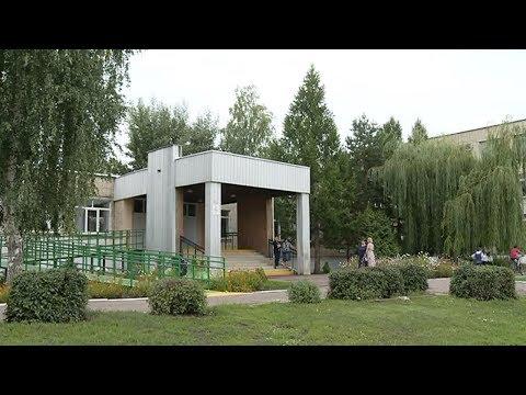 Цнинскую школу №2 оборудовали для учеников с ограниченными возможностями