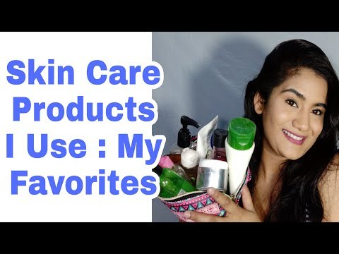 Best Indian Skin Care Products in 2019 Hindi   My Favorites Cheap Affordable Skin Care Products 2019