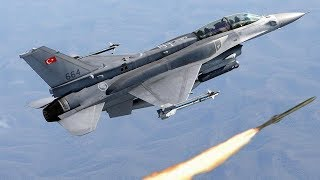 TÜRKİYE'NİN YENİ F-16'LARI KAS YAPTI BLOCK 50+ SAVAŞ UÇAKLARI