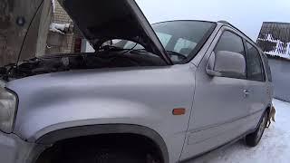 Просевшие пружины, как должно быть?  Honda cr-v rd1