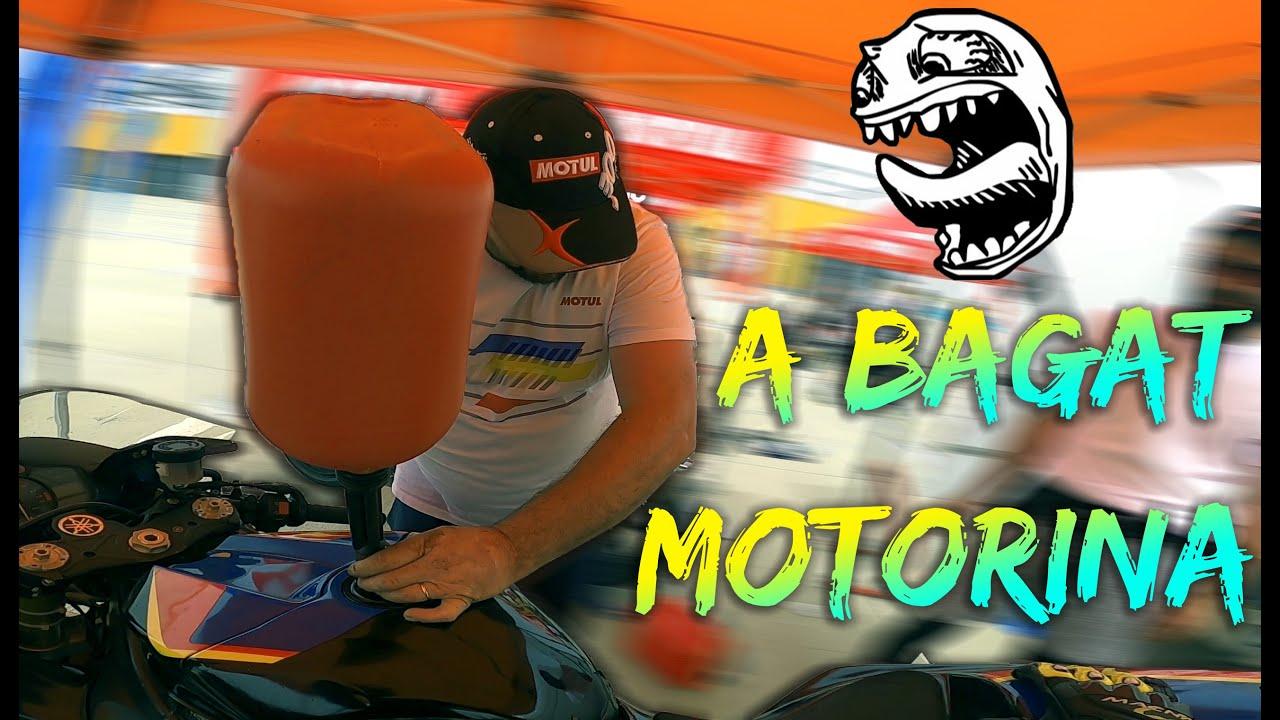AU BAGAT MOTORINA IN MOTOCICLETE DE CURSE - RaceVlog #5