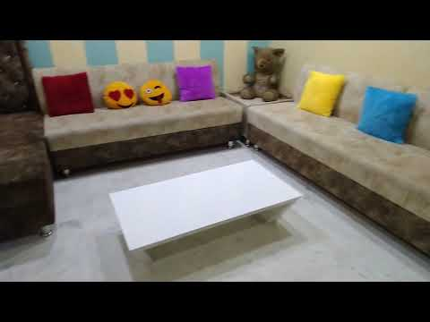 Small & Budget Living Room Interior